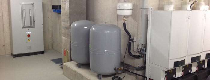 Meier Haustechnik Gasheizung