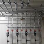 Gasheizung und Wärmepumpe Autohaus